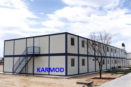 Construction en conteneurs