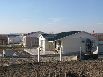 Maisons Modulaire préfabriquée de Karmod