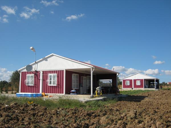 Maisons modulaires maisons pr fabriqu es maisons mobiles - Maison mobile fabricant ...
