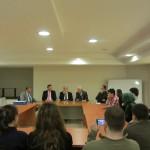 conférences-à-l'Université-de-commerce-d'Istanbul