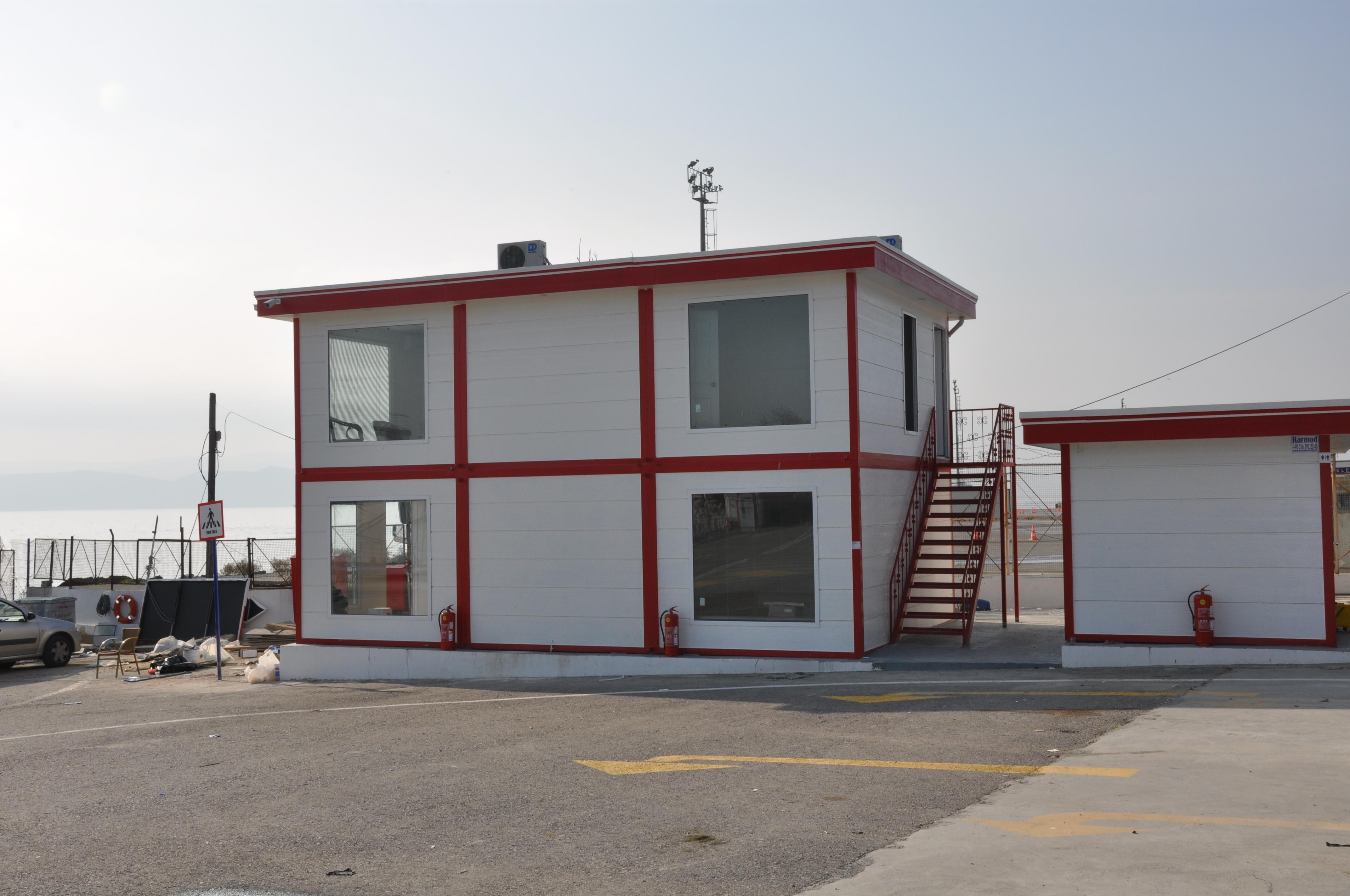 Maisons conteneurs accueil plans et container city for Conteneur maritime maison