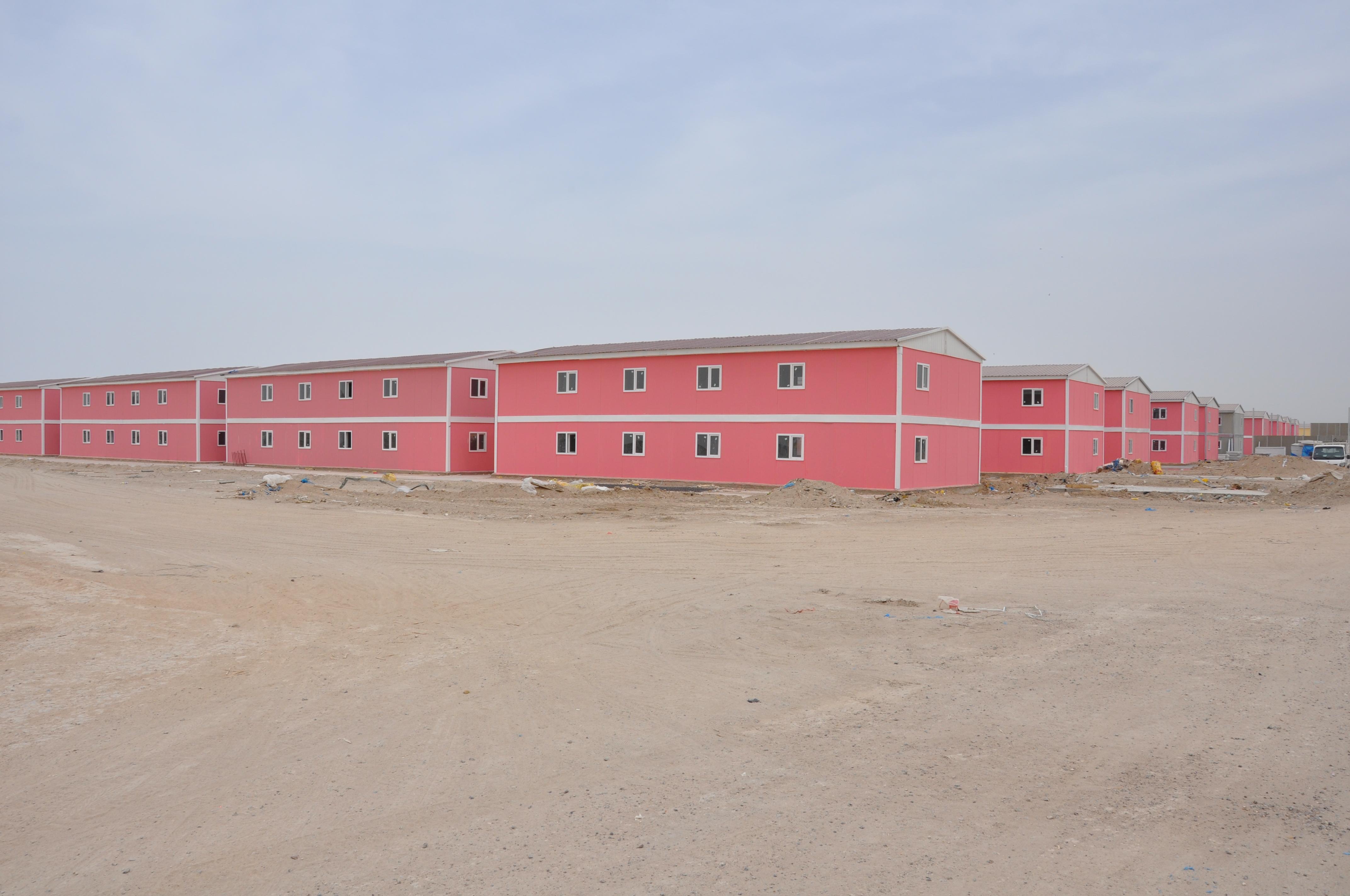 villa-préfabriquée-iraq
