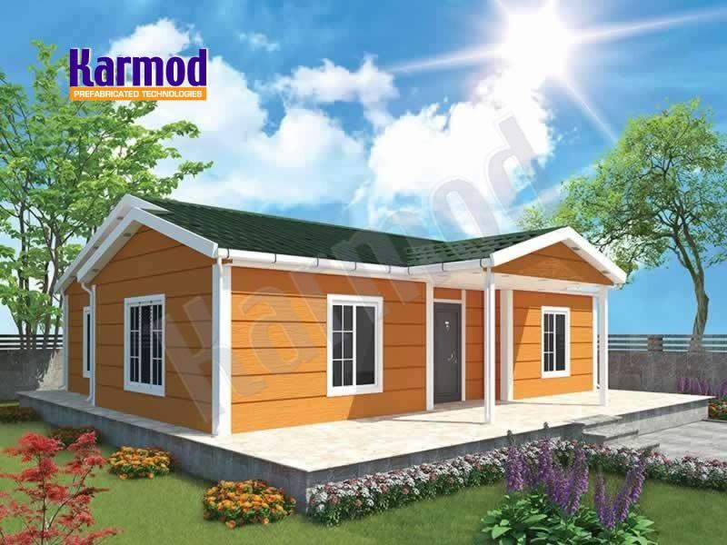 Maisons pr fabriqu es maison pr fabriqu modulaire karmod karmod for Constructeur maison prefabriquee