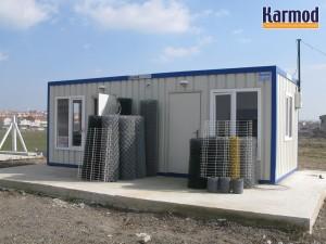 baraques de chantier