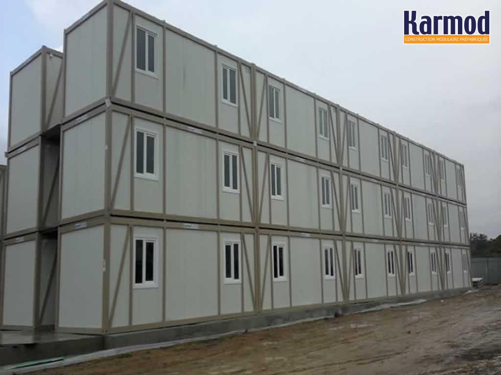 bungalow de chantier