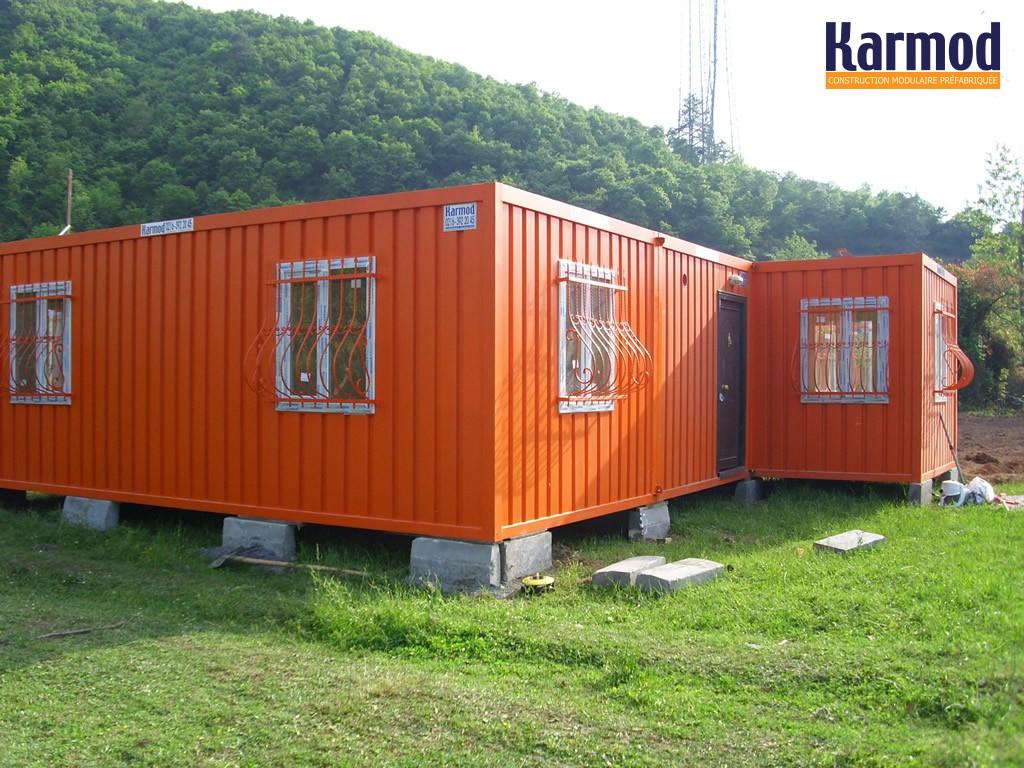 bungalows de chantier