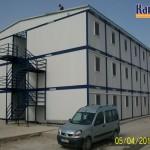 bureau de chantier portatif