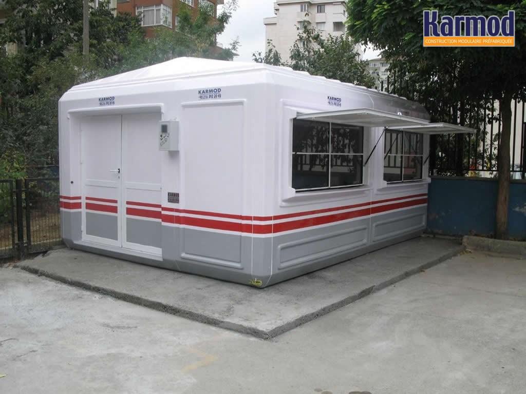 cabane de chantier occasion