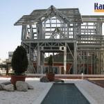 construction acier prefabrique