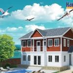 construction maison prefabriquee