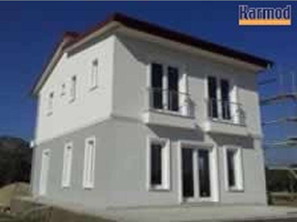 Prix Maison Ossature Metallique Clé En Main bâtiments de logements en acier fabriqués et modulaires