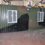 container militaire prefabrique