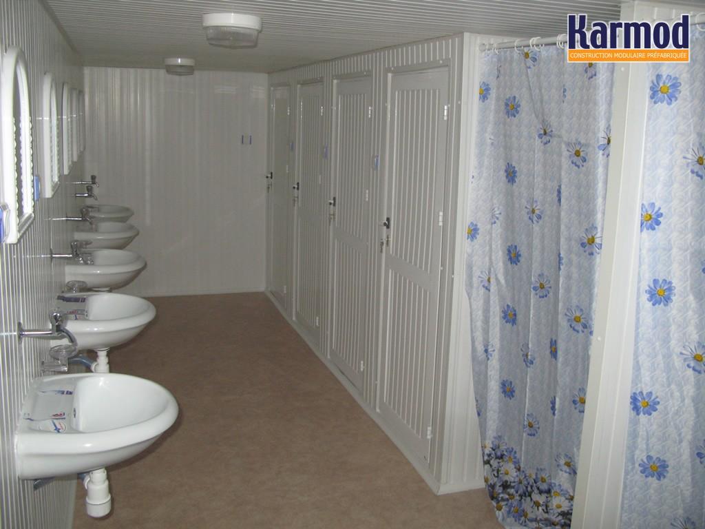 conteneur wc