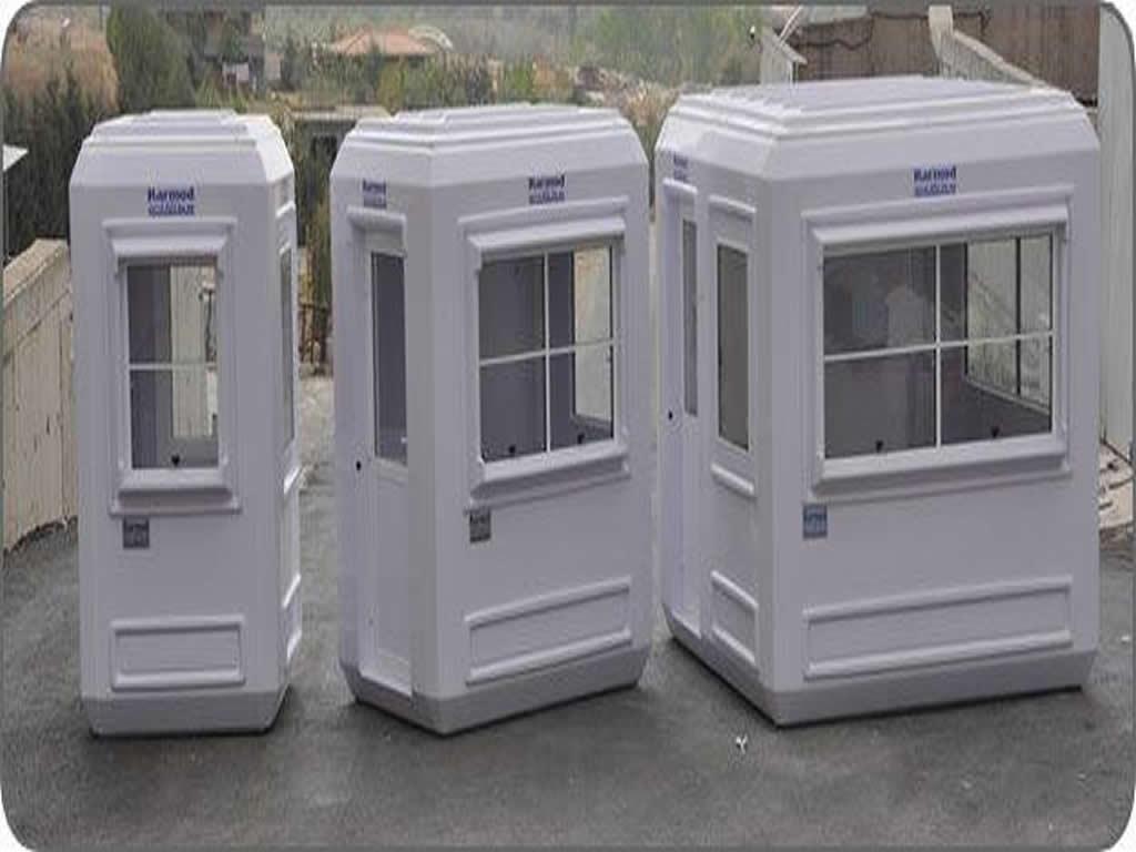 guerite modulaire prefabriquee
