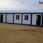 logement modulaire conteneu