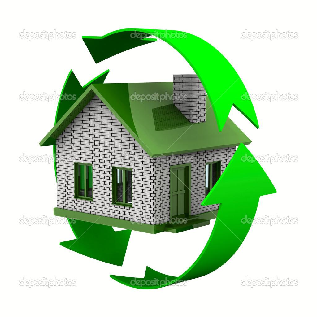 Karmod maisons cologiques maisons vertes des maisons for Building an energy efficient home on a budget