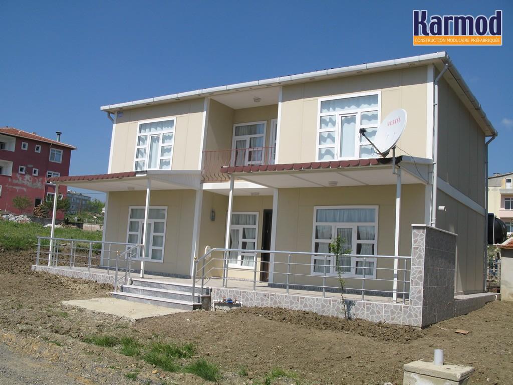 Pr fabriqu s villas pr fabriqu es fabricants de villa de for Maison prefabriquee kit