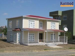 maison modulaire ossature acier