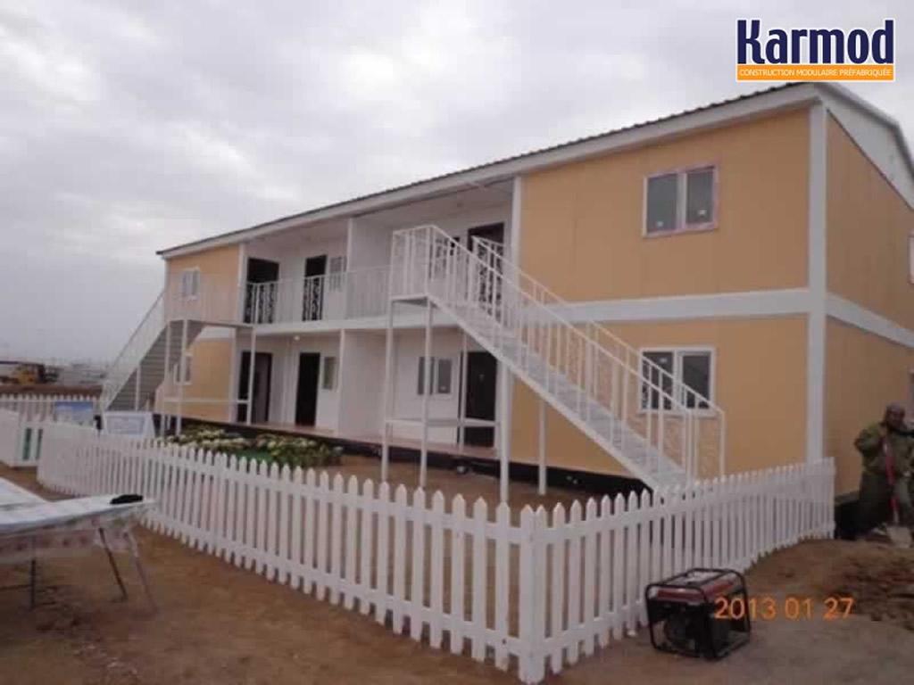 maisons modulaires france