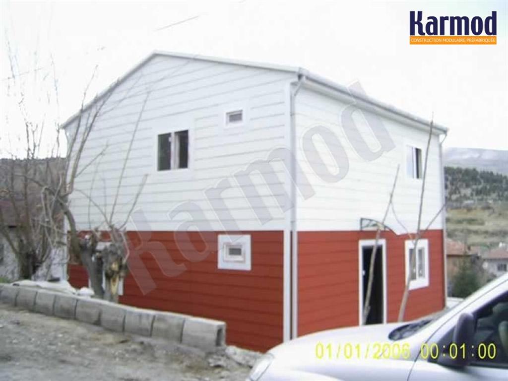 maisons modulaires prix