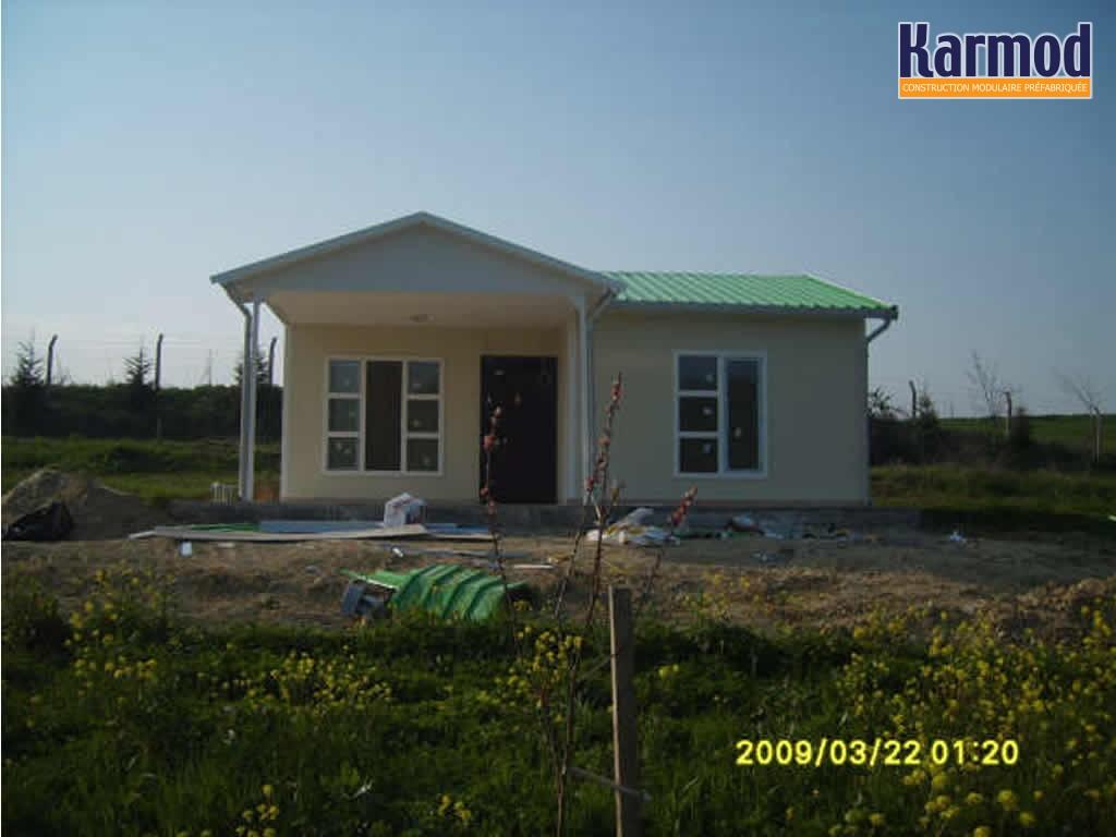 algerie maison prefabrique karmod ForPrefabrique Maison