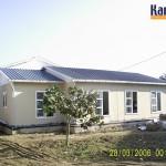 projet villa prefabrique
