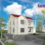 maison préfabriqué