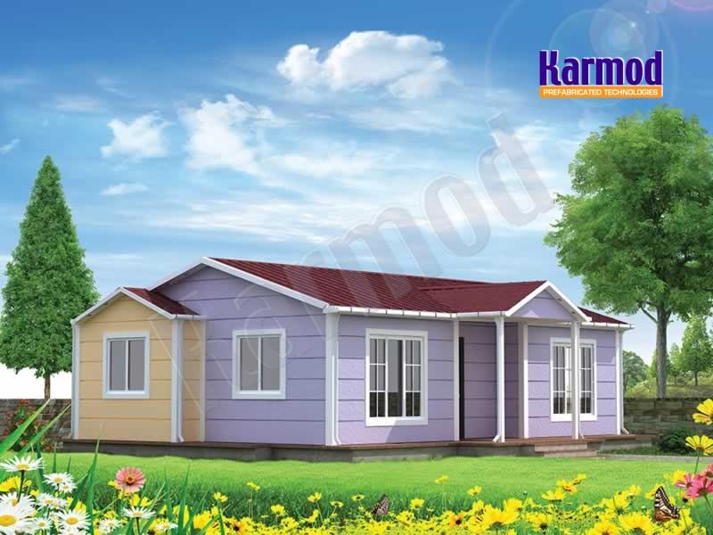 maisons préfabriquées prix