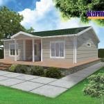 construction maison préfabriquée