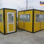 sanitaire mobile prefabrique