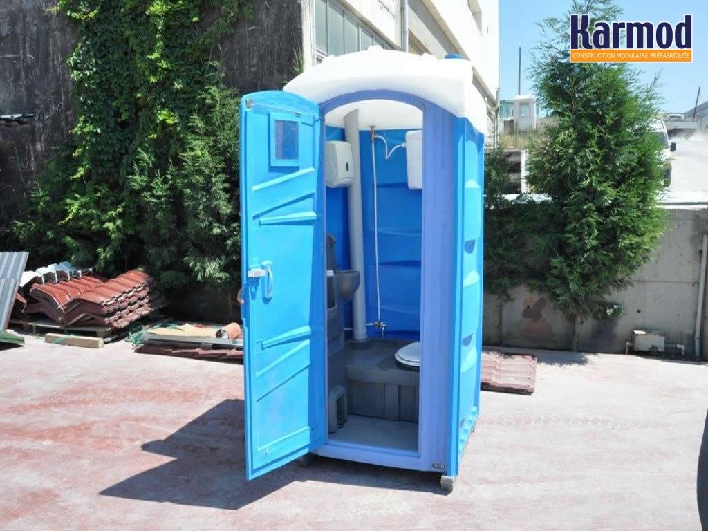 toilette portable. Black Bedroom Furniture Sets. Home Design Ideas