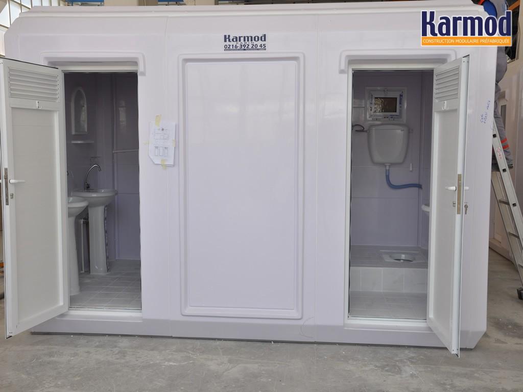 Kiosque mobile kiosque bar de churros kiosque pr fabriqu karmod - Mobile toilette ...