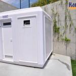 location toilettes prefabrique