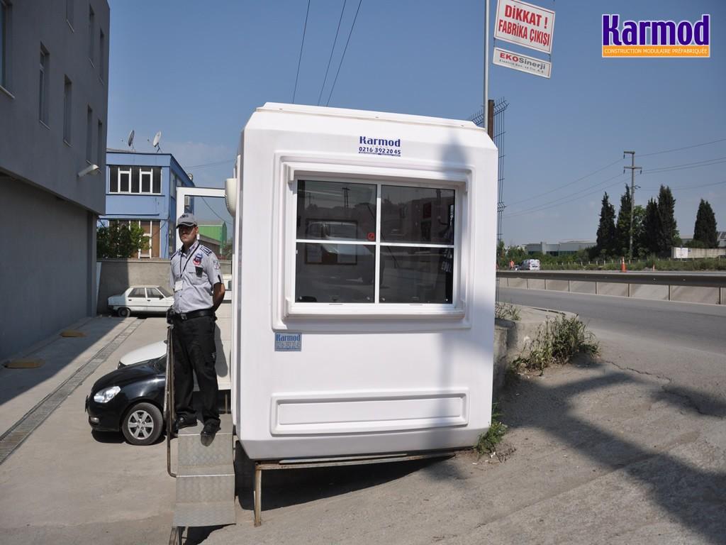 cabine modulaire tunisie