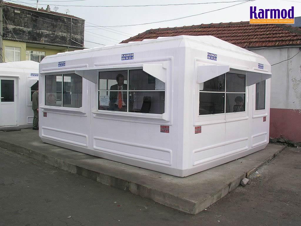 Cabines Polyester Bureau Ou Gu 233 Rite Mobile Karmod Karmod