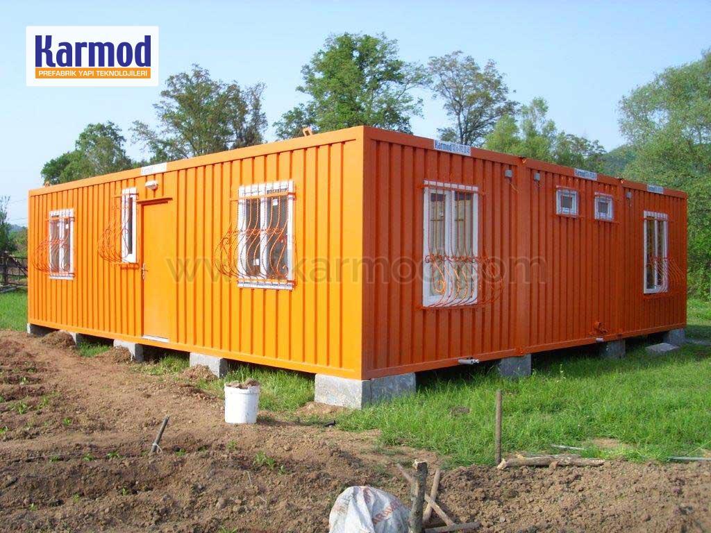 cabine de chantier
