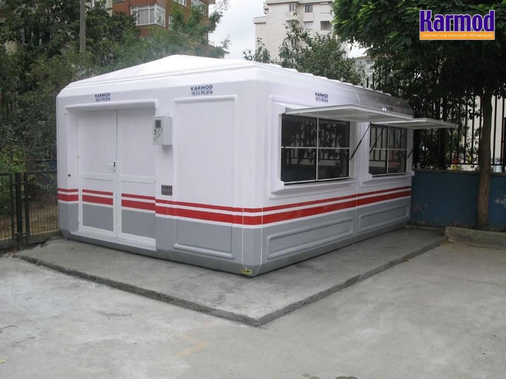 cabines polyester bureau ou gu rite mobile karmod karmod. Black Bedroom Furniture Sets. Home Design Ideas