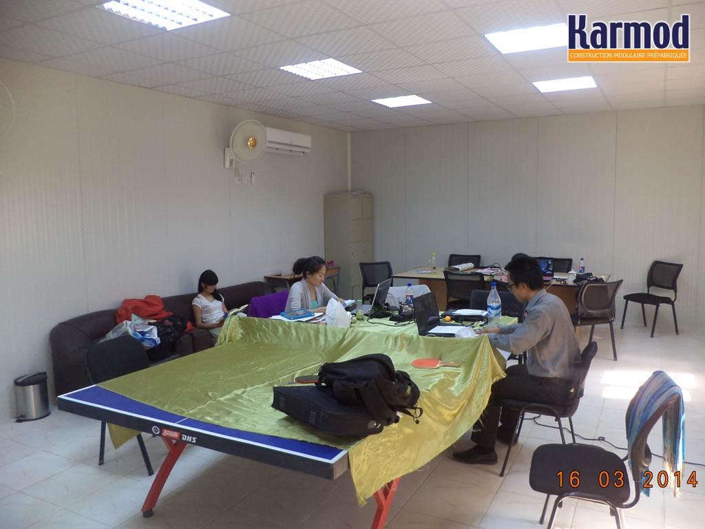 classe prefabrique algerie