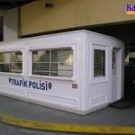 distributeur guerite prefabrique