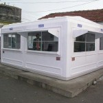 cabine polyester