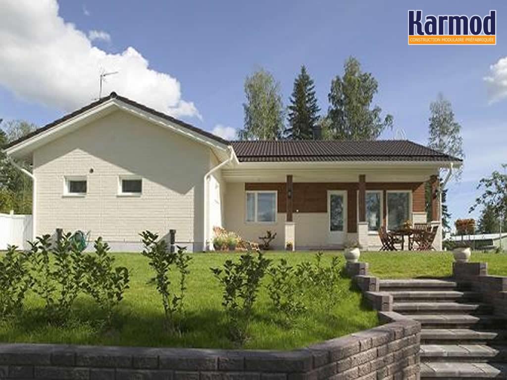 Logements sociaux et conomiques logements prefabriques karmod for Prefabrique maison