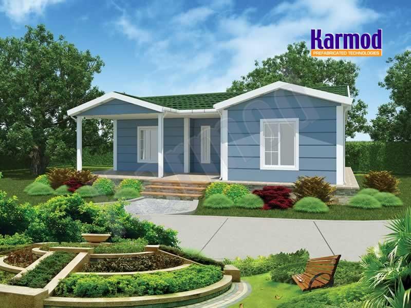 logement maisons pr fabriqu es maison pr fabriqu e pas chere karmod. Black Bedroom Furniture Sets. Home Design Ideas