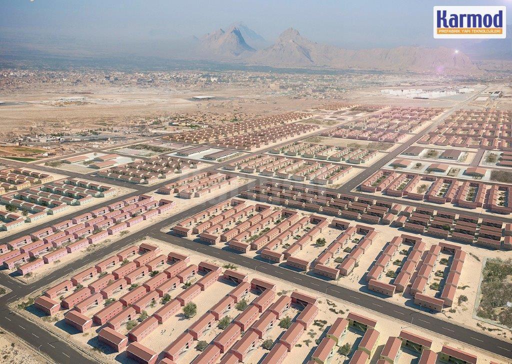 logements sociaux afrique
