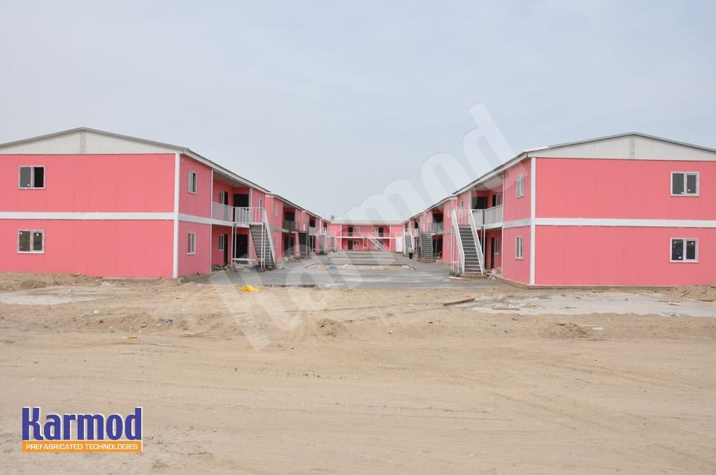 Madagascar Construction maison préfabriqué