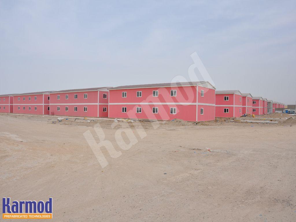 Congo (Brazzaville) Construction maison préfabriqué