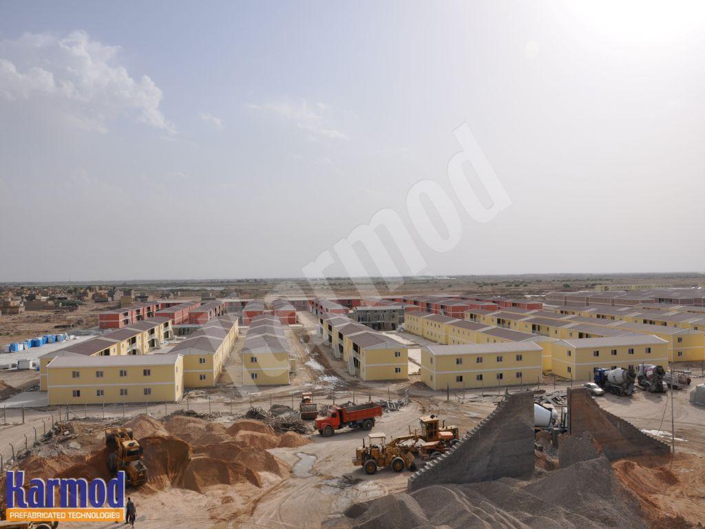 Cameroun Construction maison préfabriqué