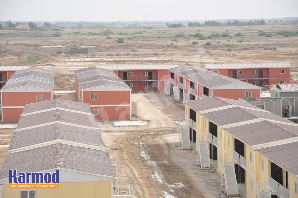 Guinée Construction maison préfabriqué