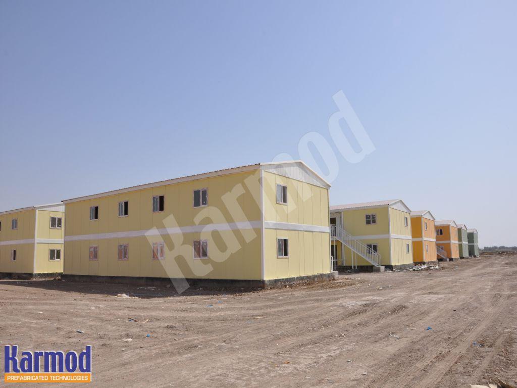 Côte-d'Ivoire Construction maison préfabriqué