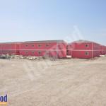 Sénégal Construction maison préfabriqué