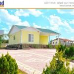 Togo maison préfabriquée prix